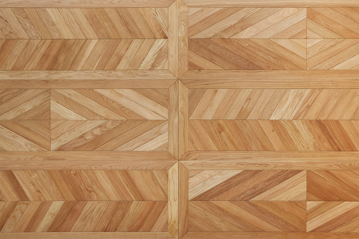 French  parquet TYPE-A  TYPE-B